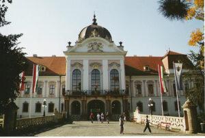 A csodás Grassalkovich kastély