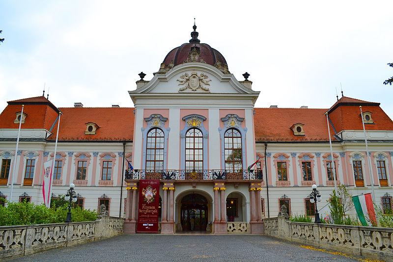 Gödöllő kastély