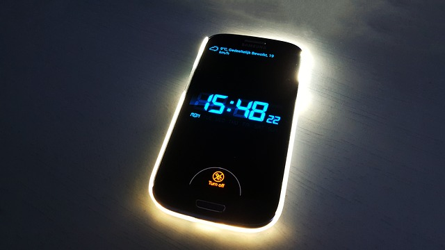 Világító telefontok
